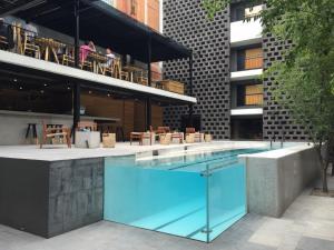 Мехико - Hotel Carlota