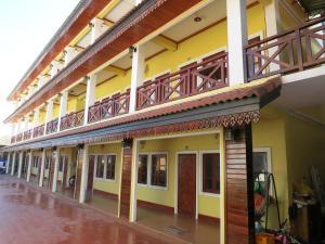 Jennida Guesthouse, Hajók  Muangphonszavan - big - 9