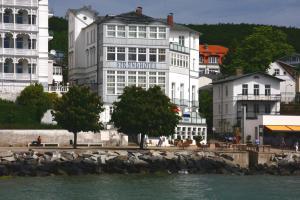 Strandhotel Sassnitz Rügen