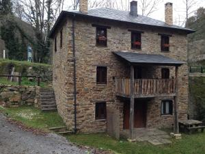 Casa Rural Doiras, Country houses  Piedrafita - big - 12