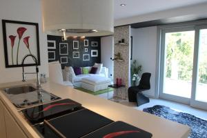 Penthouse Attico - Cannes Centro -, Apartmány  Cannes - big - 13