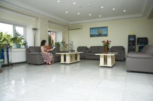 Отель Рахат - фото 16