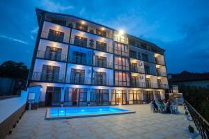 Guest House Karavan, Penziony  Haspra - big - 9