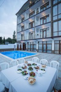 Guest House Karavan, Penziony  Haspra - big - 10