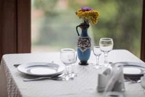 Guest House Karavan, Penziony  Haspra - big - 17