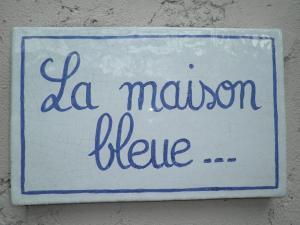 Maison Bleue, Дома для отпуска  Сент-Максим - big - 15