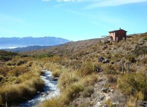 Las Margaritas, Lodge  Potrerillos - big - 85