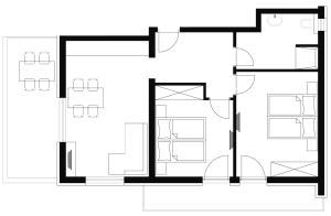 Apartments Jesse, Apartmanok  Sankt Kanzian - big - 24