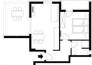 Apartments Jesse, Apartmanok  Sankt Kanzian - big - 23