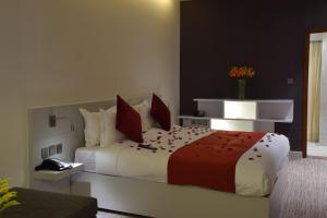 Novotel Suites Riyadh Dyar, Hotel  Riyad - big - 5