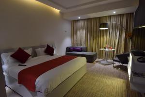 Novotel Suites Riyadh Dyar, Hotel  Riyad - big - 4