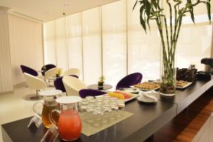 Novotel Suites Riyadh Dyar, Hotel  Riyad - big - 31