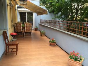 Apartament z Tarasem Gdynia