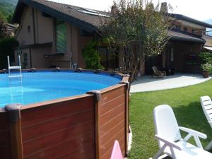 B&B Viavai, Bed & Breakfast  Spinone Al Lago - big - 17