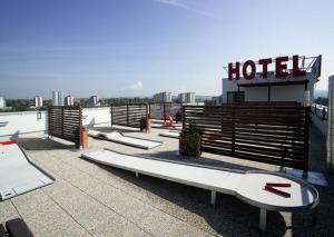 Hotel Rottal, Hotels  Otrokovice - big - 26
