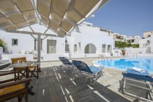 Nissos Thira, Hotels  Fira - big - 45