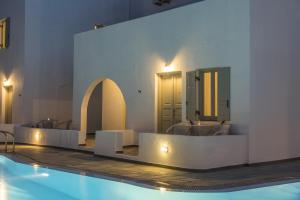 Nissos Thira, Hotels  Fira - big - 37