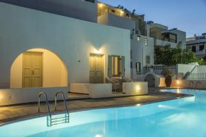 Nissos Thira, Hotels  Fira - big - 56