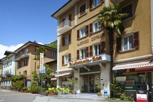 Defanti - Hotel - Lavorgo
