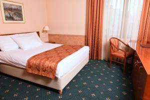 Hotel Glam, Отели  Скопье - big - 2