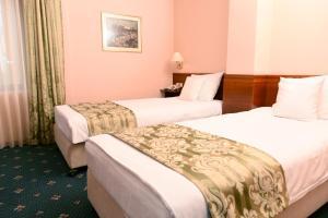 Hotel Glam, Отели  Скопье - big - 36