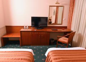 Hotel Glam, Отели  Скопье - big - 13