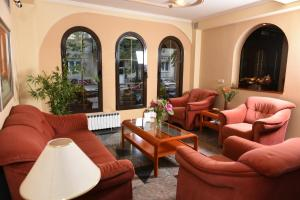 Hotel Glam, Отели  Скопье - big - 49