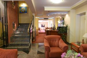 Hotel Glam, Отели  Скопье - big - 47