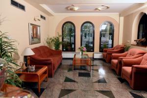 Hotel Glam, Отели  Скопье - big - 48