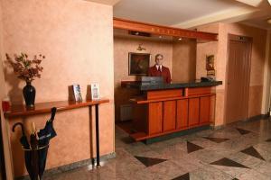 Hotel Glam, Отели  Скопье - big - 50