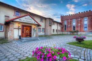 Hotel na Podzamczu