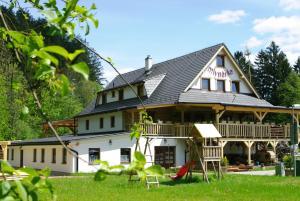 Penzión Mlynárka, Guest houses  Rajecké Teplice - big - 40