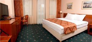 Hotel Glam, Отели  Скопье - big - 28