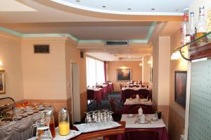 Hotel Glam, Отели  Скопье - big - 44