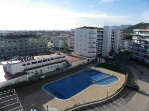 Atic Mar, Apartmány  L'Estartit - big - 19