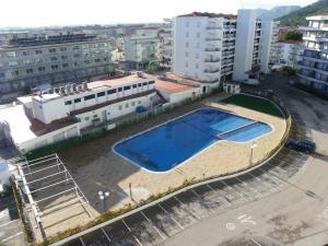 Atic Mar, Apartmány  L'Estartit - big - 18