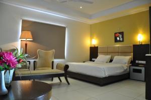 Hotel Shaans, Hotely  Tiruchchirāppalli - big - 14