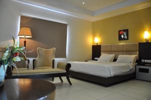 Hotel Shaans, Hotely  Tiruchchirāppalli - big - 4