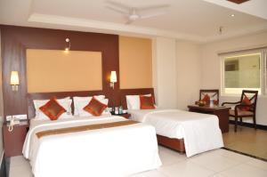 Hotel Shaans, Hotely  Tiruchchirāppalli - big - 3