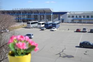 Гостиница Аэроотель - фото 2