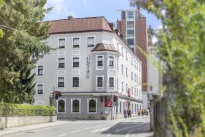 Hotel Der Salzburger Hof, Hotely  Salzburg - big - 1