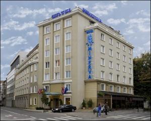 Бухарест - Hotel Minerva 3*