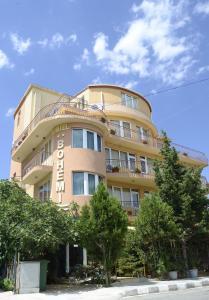 Family Hotel Bohemi, Hotels  Ravda - big - 60