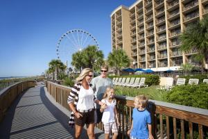 obrázek - Holiday Inn at the Pavilion - Myrtle Beach