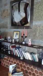 Casa da Quinta De S. Martinho, Penziony  Vila Real - big - 51