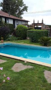 Casa da Quinta De S. Martinho, Penziony  Vila Real - big - 48