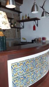 Casa da Quinta De S. Martinho, Penzióny  Vila Real - big - 77