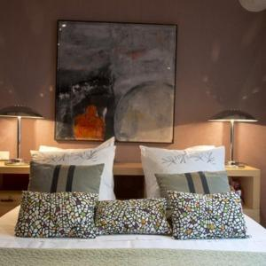 Les Chambres de l'Abbaye, Bed and breakfasts  Marseille - big - 16