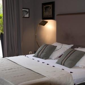 Les Chambres de l'Abbaye, Bed and breakfasts  Marseille - big - 18