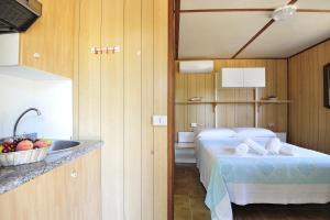 Villaggio Camping Tesonis Beach, Кемпинги  Тертения - big - 5